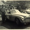Cunningham - Ferrari 166 - 195 Coupe at Watkins Glen, 1951 (Photo credit - Eric Green)