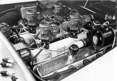 C-2R engine