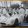1958 Lister Jaguar BHL-102 with Alfred Momo (Photo credit: Unknown)
