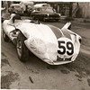 1956 Elkhart Lake - one of two flipped D-types for the weekend (Photo credit: From the Hansgen Family Collection)