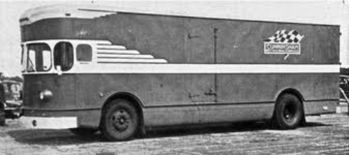 The Cunningham van