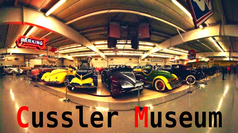 Cussler Museum