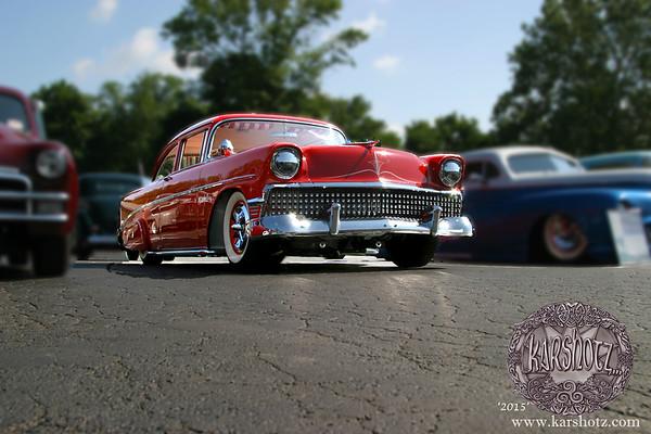 2015 Custom Car Revival Indy RT