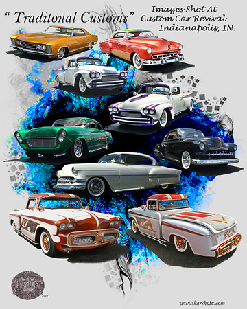 Custom Cars At CCR Order Today #56