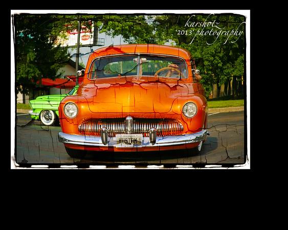 CUSTOM CAR REVIVAL 2013