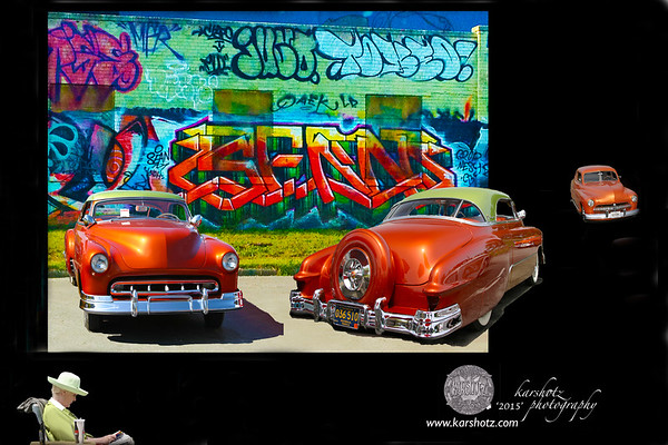 Graffiti Building Shoot, INDY