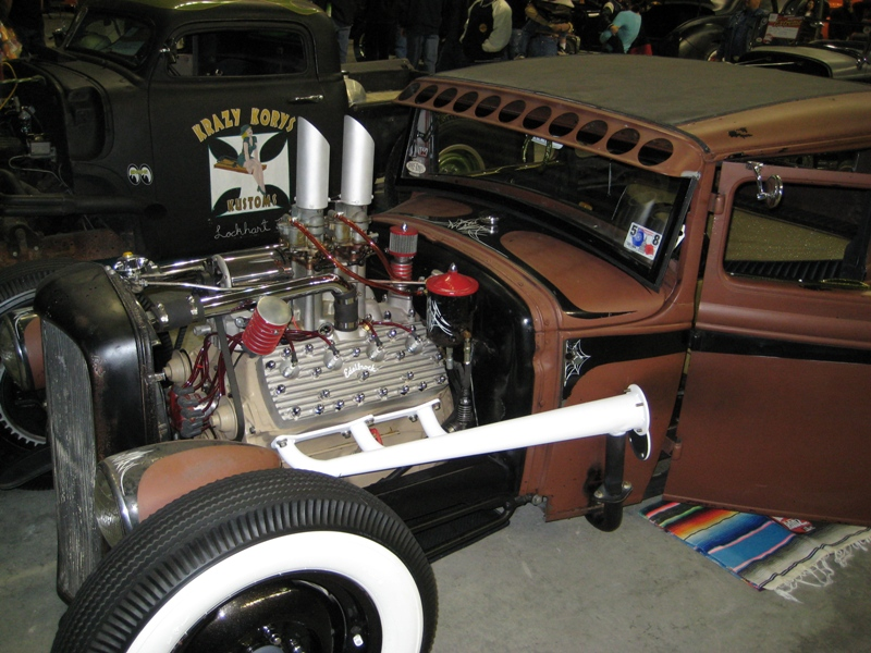 Custom Cars, Old School Hot Rods, Pretty Girls, Biker Chicks - One ...