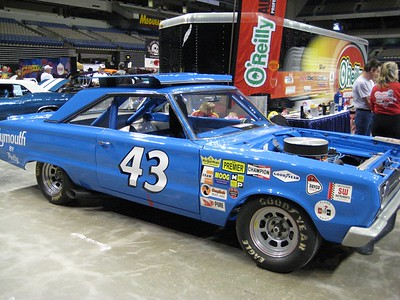 Richard Petty is the King