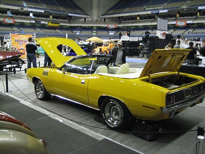 Covertible Cuda