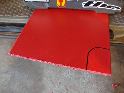 Cutting Board Sink Mod