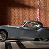 Jaguar XK 120 Fixed Head coupe