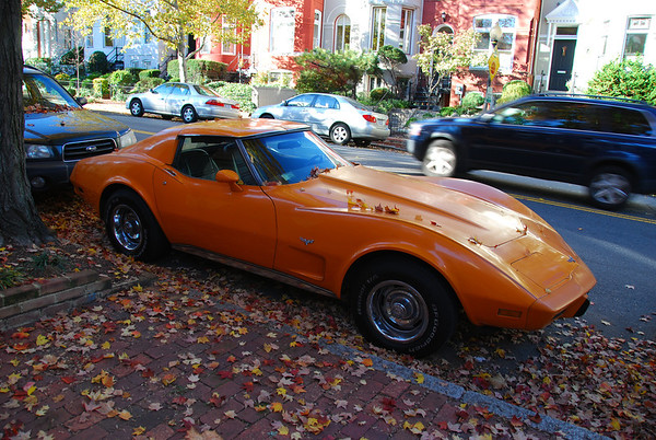 DC Corvette