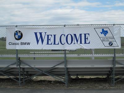 BMWCCA HPDE at Motorsport Ranch Cresson 03-28-09