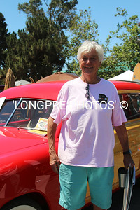 TOM LONG (friend since 3 rd. grade).  Woodie owner and organizer of Huntington Beach cruiser events.