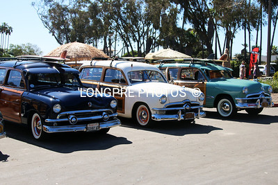 1951 Ford....2 1950 Ford Woodies.