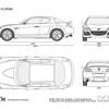 Blank template - Fore Delta Associates race car livery development template.