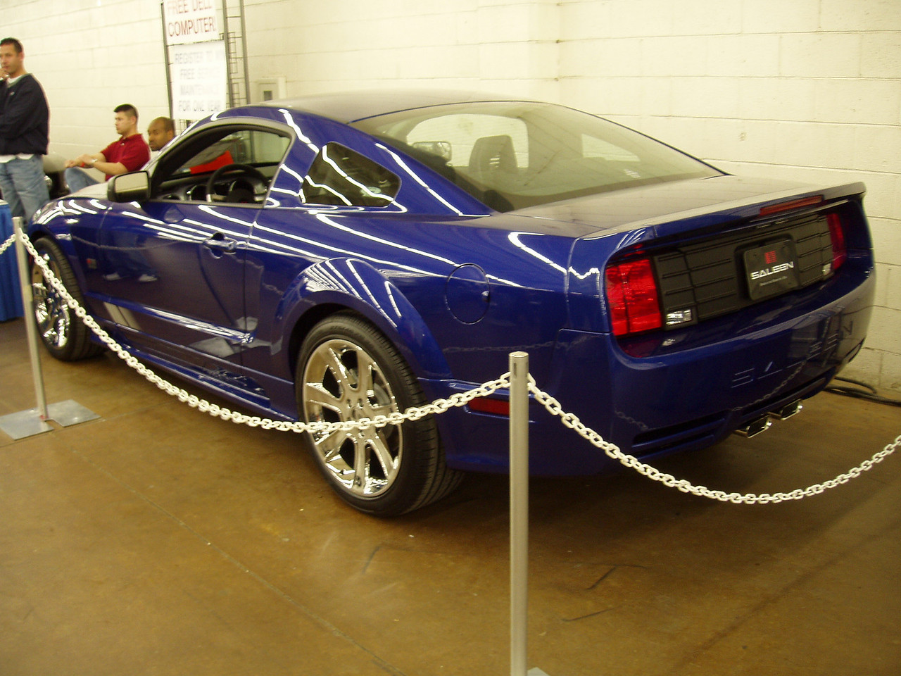 Saleen '05 Mustang