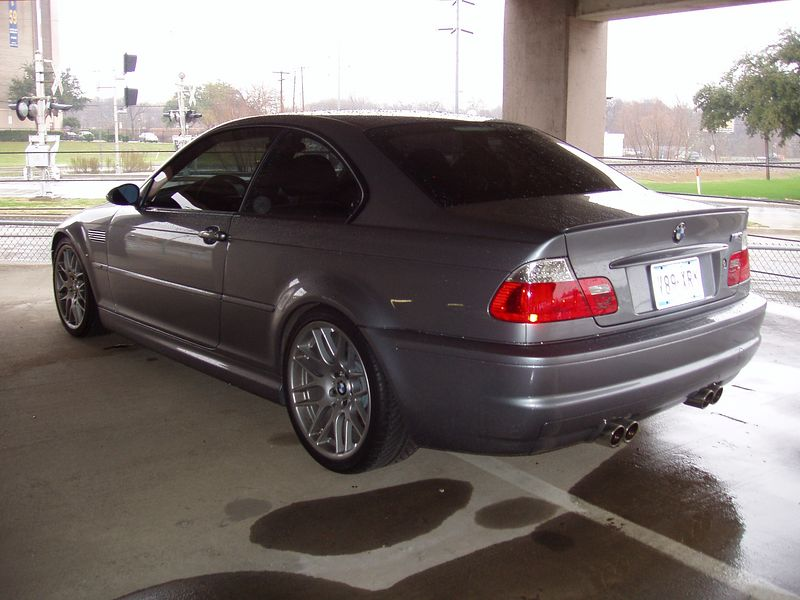 M3 with CSL wheels
