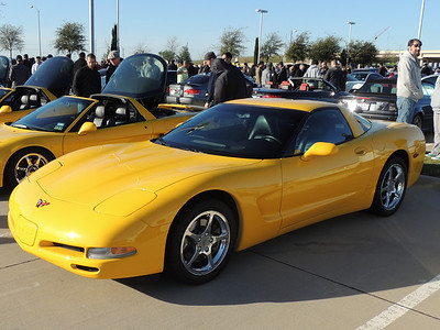 Dallas Cars and Coffee