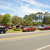 Darien Auto Show during the Darien, Georgia Annual Blessing of the Fleet - 04-13-13