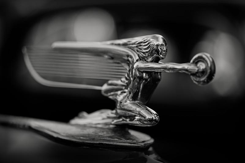 1940 Packard Hood Ornament