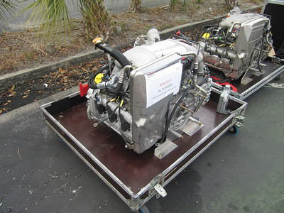 Engine Change and Prep