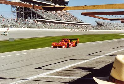 Daytona 24 Hours, 1998, Gianpiero Moretti and MOMO Corse Ferrari 333sp (winners)