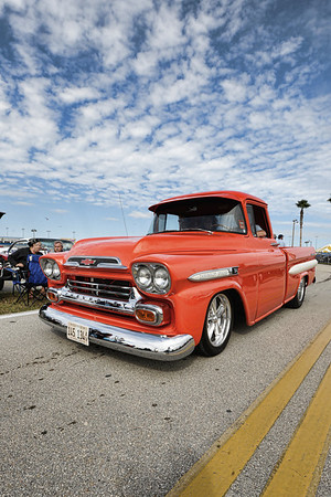 Saturday Show Cars