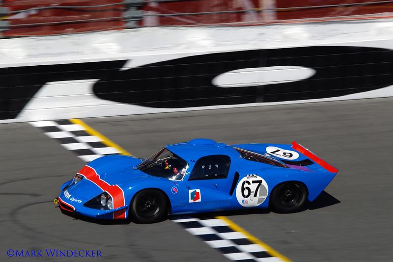 A-1 Gerard Lopez/Florent Moulin/Ivan Vercoutere 67 Matra MS630