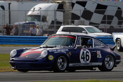 A4 Kevin Buckley/Jurgen Barth  70 Porsche 911