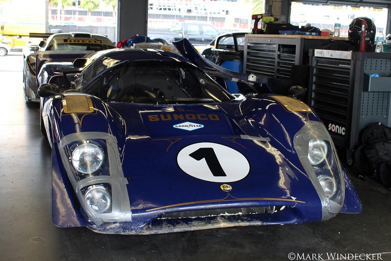 A-1 69 Lola T70 MKIIIb