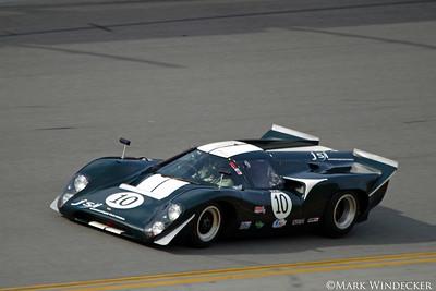 A-1 Jim Cullen/Frank Beck  68/10 Lola T70 MkIIIb 5000cc