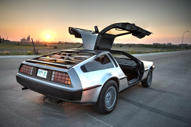 DeLorean-1013HDR