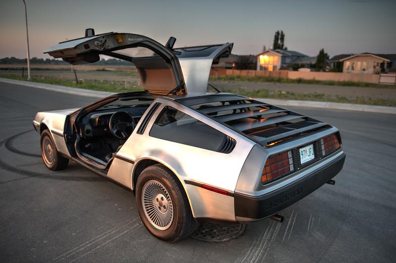 DeLorean-0934HDR