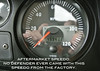This is not a correct/ factory speedometer for any Defender. It is a VDO replacement.