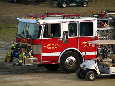 Demolition Derby August 17, 2008