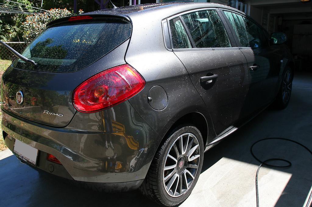 Fiat Ritmo detail 8-10-9