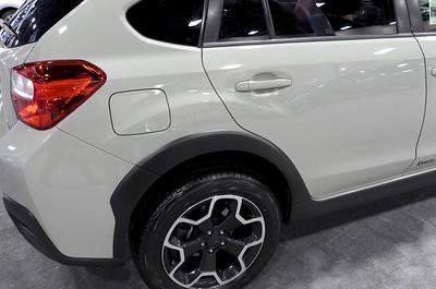 Subaru Shades of Grey