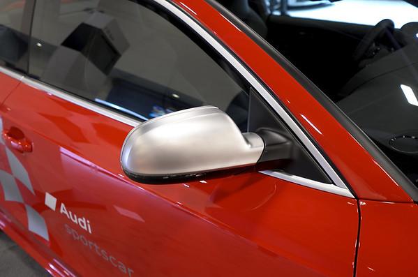 Audi Sportscar Red