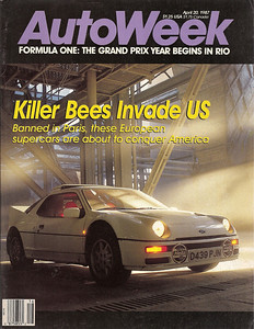 AutoWeek April 20 1987 Group B