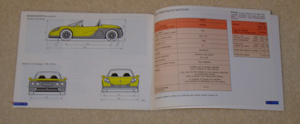 Renault Sport Spider Owner's Manual