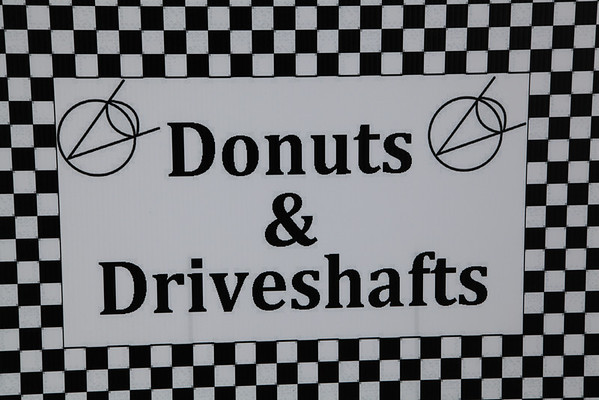 Donuts and Driveshafts 2011