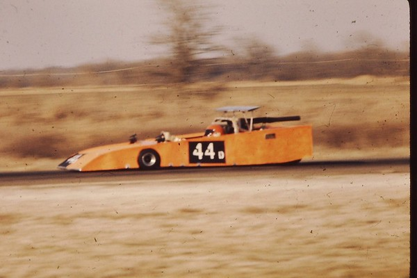 This photo was at Dallas International Raceway in 1972.