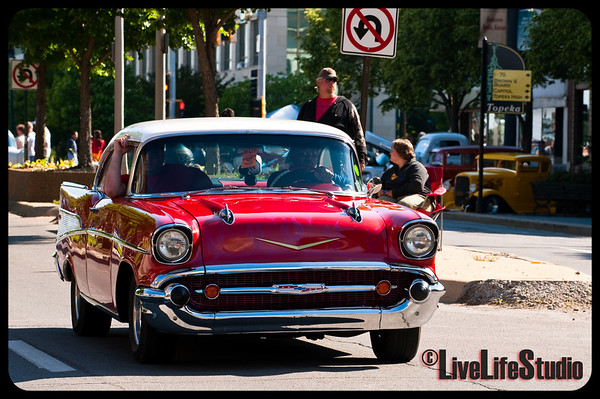 Downtown Cruise - Topeka, Kansas  2010