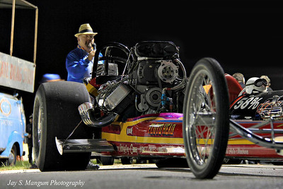 Drag Racing Texas State Championships 2011, nostalgia dragsters