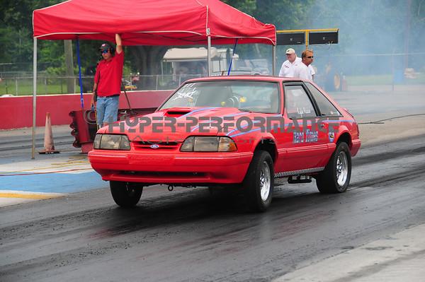 Bracket Racing (non-UMTR) at Edgewater - June 13, 2009