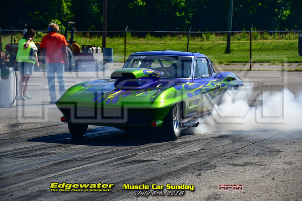 Muscle Car Sunday - July 8th, 2018