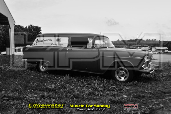Muscle Car Sunday - June 3rd, 2018