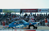 The winningest car in NHRA launches for yet another win in round 1 of Super Stock.  He dialed a 10.24 for the run, and he ran a...