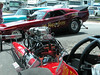 Most if not all of these vintage cars will be back September 12-14 when the NHRA Hot Rod Reunion Tour comes to New England Dragway.